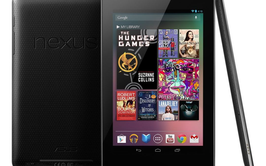Google's Nexus7- the iPad killer?