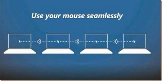 Feel like a computer genius/wizard: Mouse Without Borders