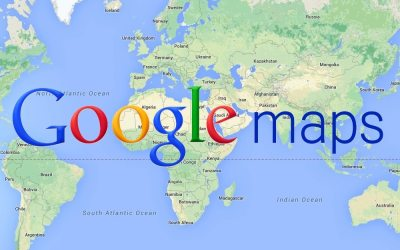 Video Blog: Using Google Maps to Show College Applications (Updated)