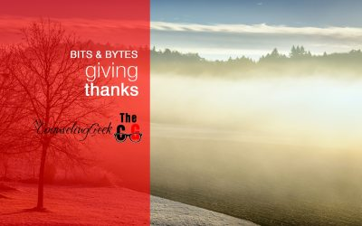 Bits & Bytes: Giving Thanks