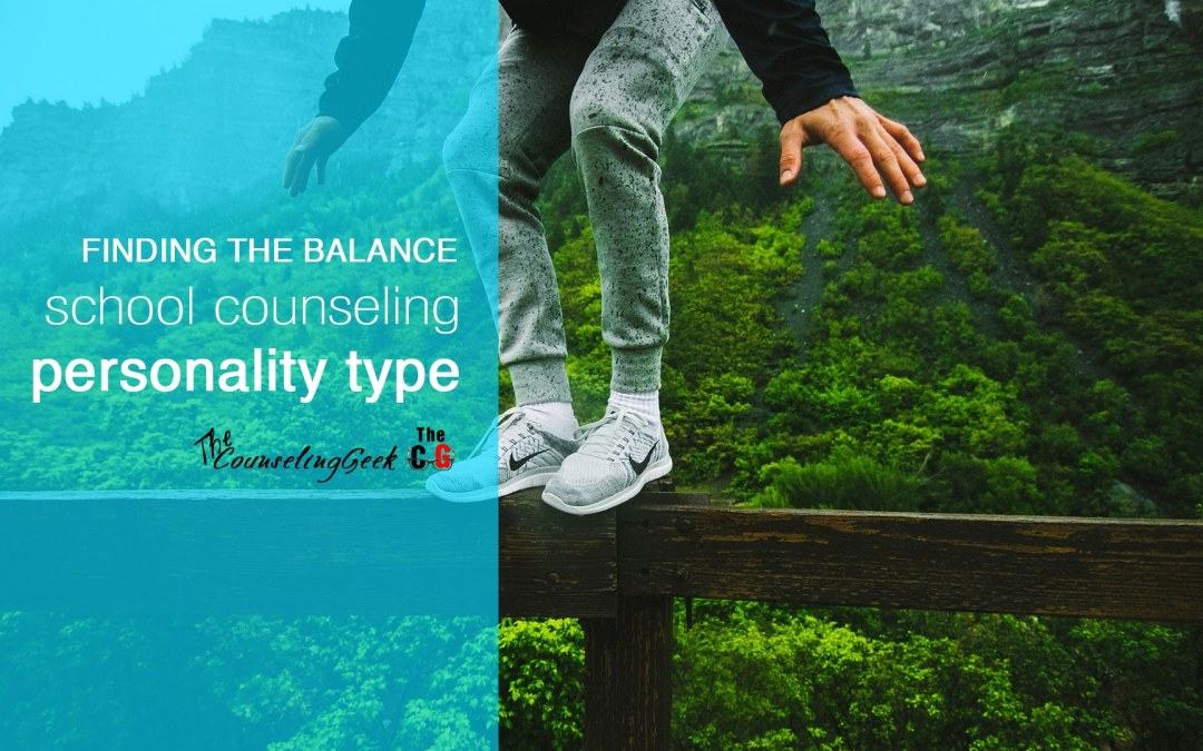 Finding the balance – What is your school counseling style?