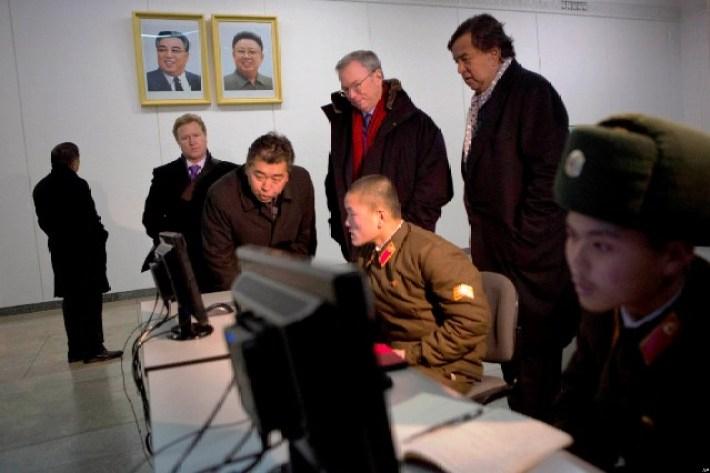 North Korea internet censorship