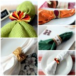 5 Diy Thanksgiving Napkin Rings To Make The Country Chic Cottage