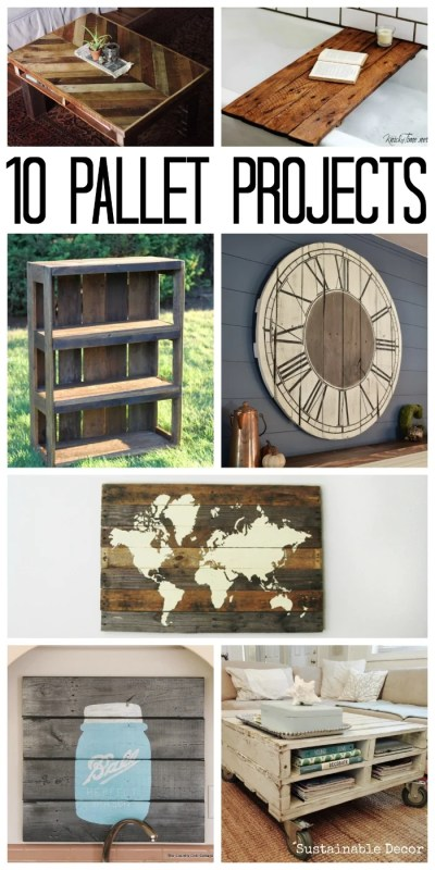 Pallet Projects That Sell: 10 Upcycled Ideas - The Country ...