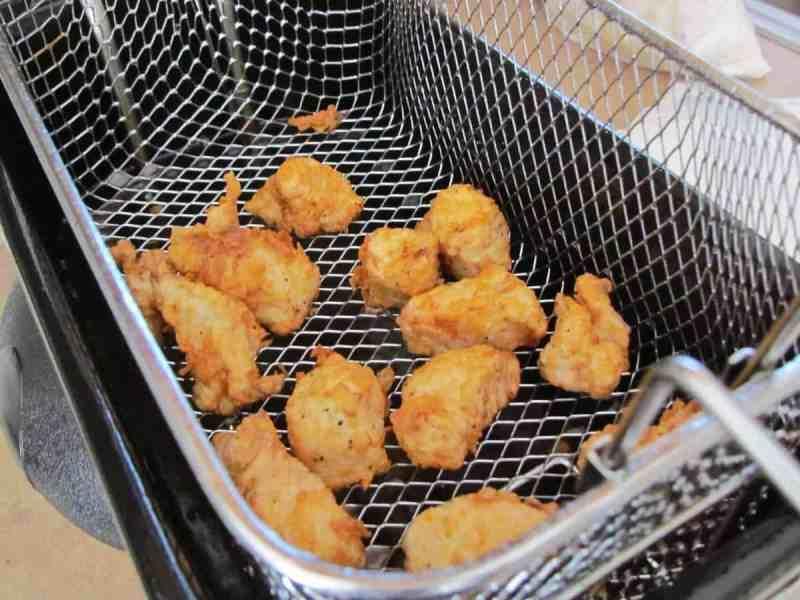 Copycat Chick-fil-A Chicken Nuggets