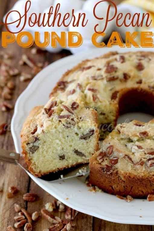 39 Perfect Pound Cake Recipes