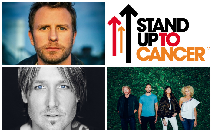 Dierks Bentley Joins Keith Urban, Little Big Town and More