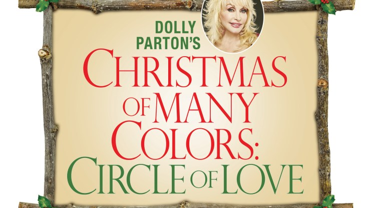 Dolly Parton Christmas Album.Dolly Parton S Christmas Of Many Colors Circle Of Love