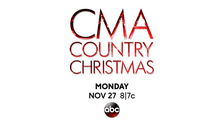star studded entertainers announced for sold out eighth annual music special cma country christmas airing nov 27 on the abc television network