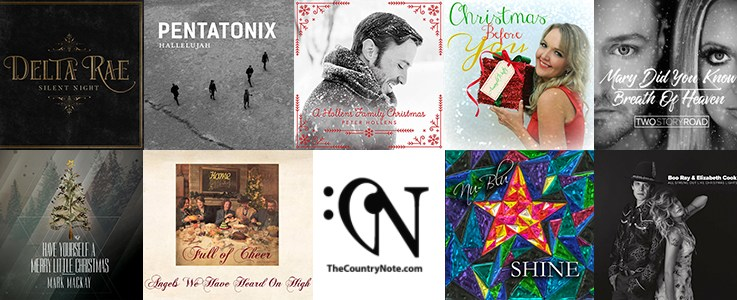 Christmas Songs You Need To Download The Country Note