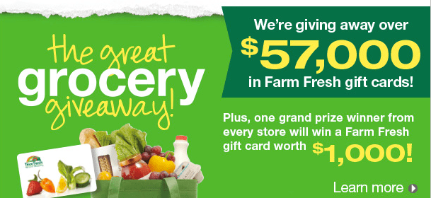 Ad Weekly Grocer Fresh