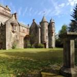'Romantic' Perthshire castle up for sale