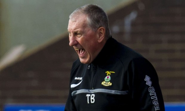 Terry Butcher is being linked with the vacant manager's position at Hibernian.