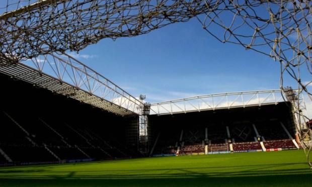 Tynecastle Stadium.