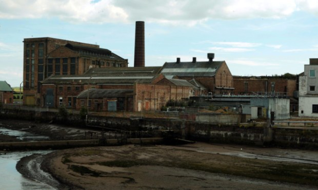 St Andrews University has now lodged plans to revitalise the former paper mill site in Guardbridge.