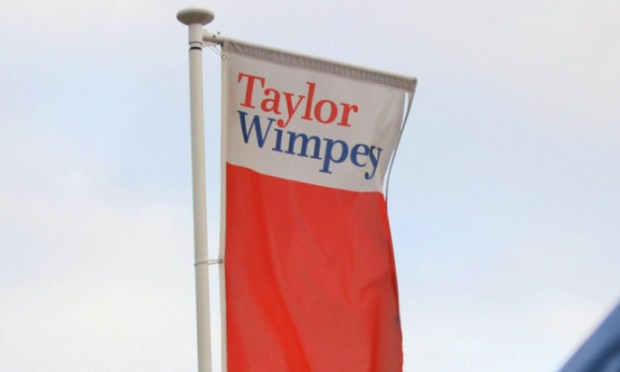 Taylor Wimpey reports a 'substantial' order book