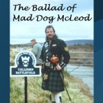Tartan Army stalwart and writer Billy 'Mad Dog' McLeod