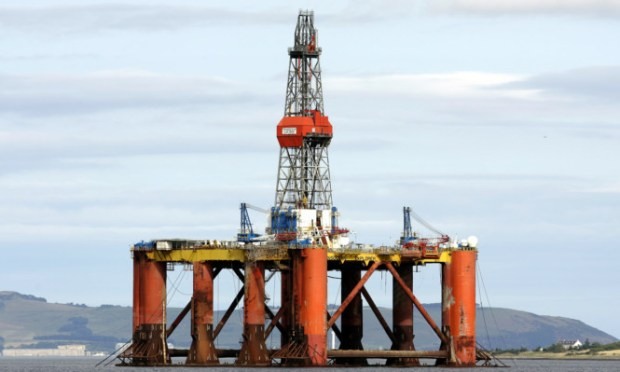 Invergordon: The man died after falling from a rig that was being upgraded.