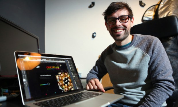 Ryan McLeod runs design company Made by Slurpp.