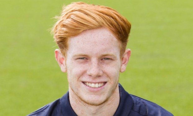 Scott Shepherd earned a draw for Brechin.