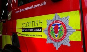 Emergency call handlers have left posts in protest at a move to Dundee