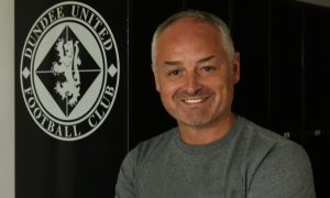 Courier News - Dundee - Sports - new Dundee United manager first day in the job. Picture shows; Ray McKinnon in the Dundee United Pavilion, St Andrews University playing fields, Thursday, 02 June 2016