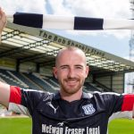 Dundee's James Vincent frustrated to be on the brink of Betfred Cup exit
