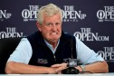 Colin Montgomerie: actually honoured to be hitting the first tee shot of the Open at Royal Troon.