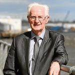 Former Dundee lord provost John Letford backs independence​