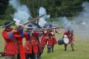 Soldiers of Killiecrankie in action last year.