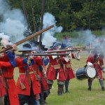 Street skirmish marks start of Killiecrankie commemoration