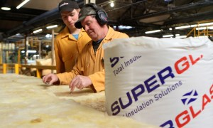 All jobs will be retained at Superglass in Stirling.