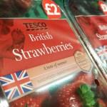 Tesco fruit labels cause Brexit Twitter storm