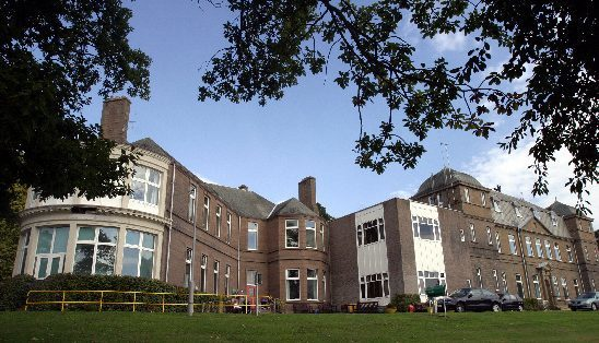 The Royal Victoria Hospital in the West End.