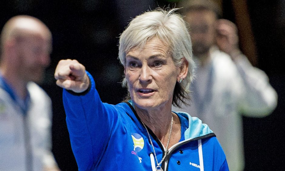 Can Judy Murray point Scottish tennis in the right direction?