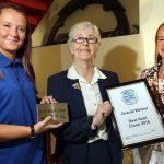 Dundee's golden close winner hails award
