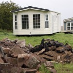 "Fears illegal static homes camp could be permanent as ""ground works"" begin"