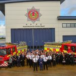 New fire service centre covering Fife officially opened