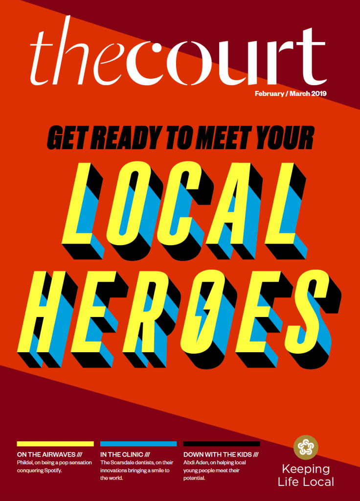 Local Heroes Issue 2018 Cover