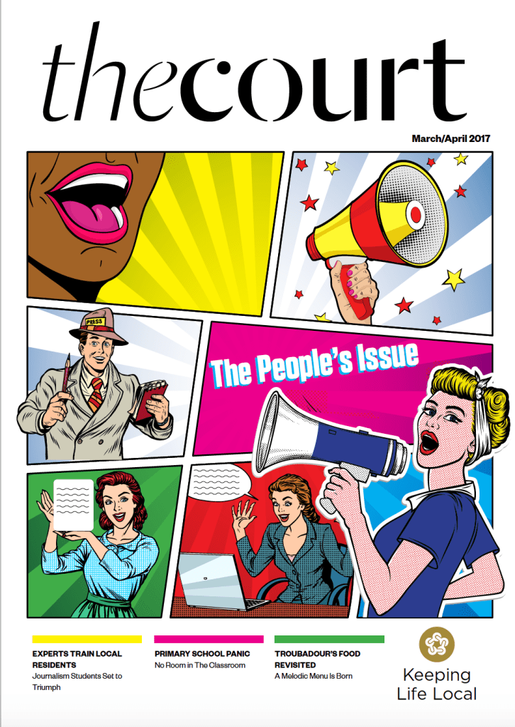 The People's Issue 2017 Cover