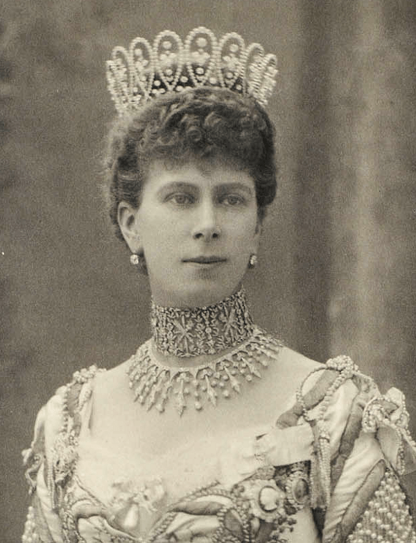 The Princess of Wales (Queen Mary)