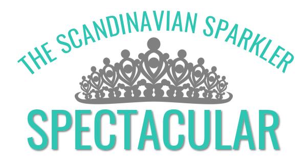 Scandinavian Sparkler Spectacular Banner