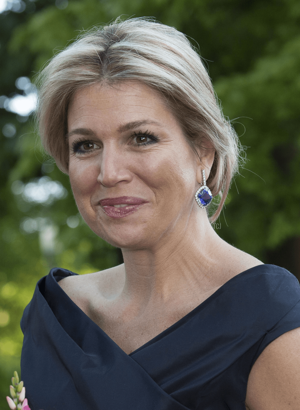 Queen Maxima of The Netherlands attends the opening of the Holland Festival at the Westergasfabriek on June 1, 2013 in Amsterdam