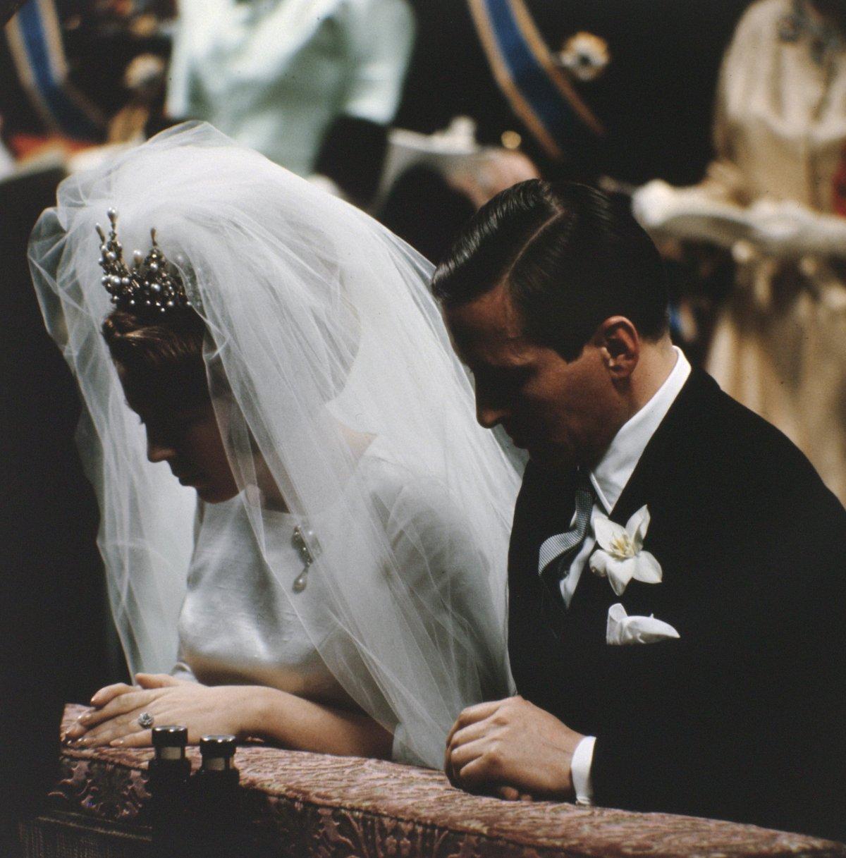 Wedding of Princess Beatrix and Prince Claus, 1966