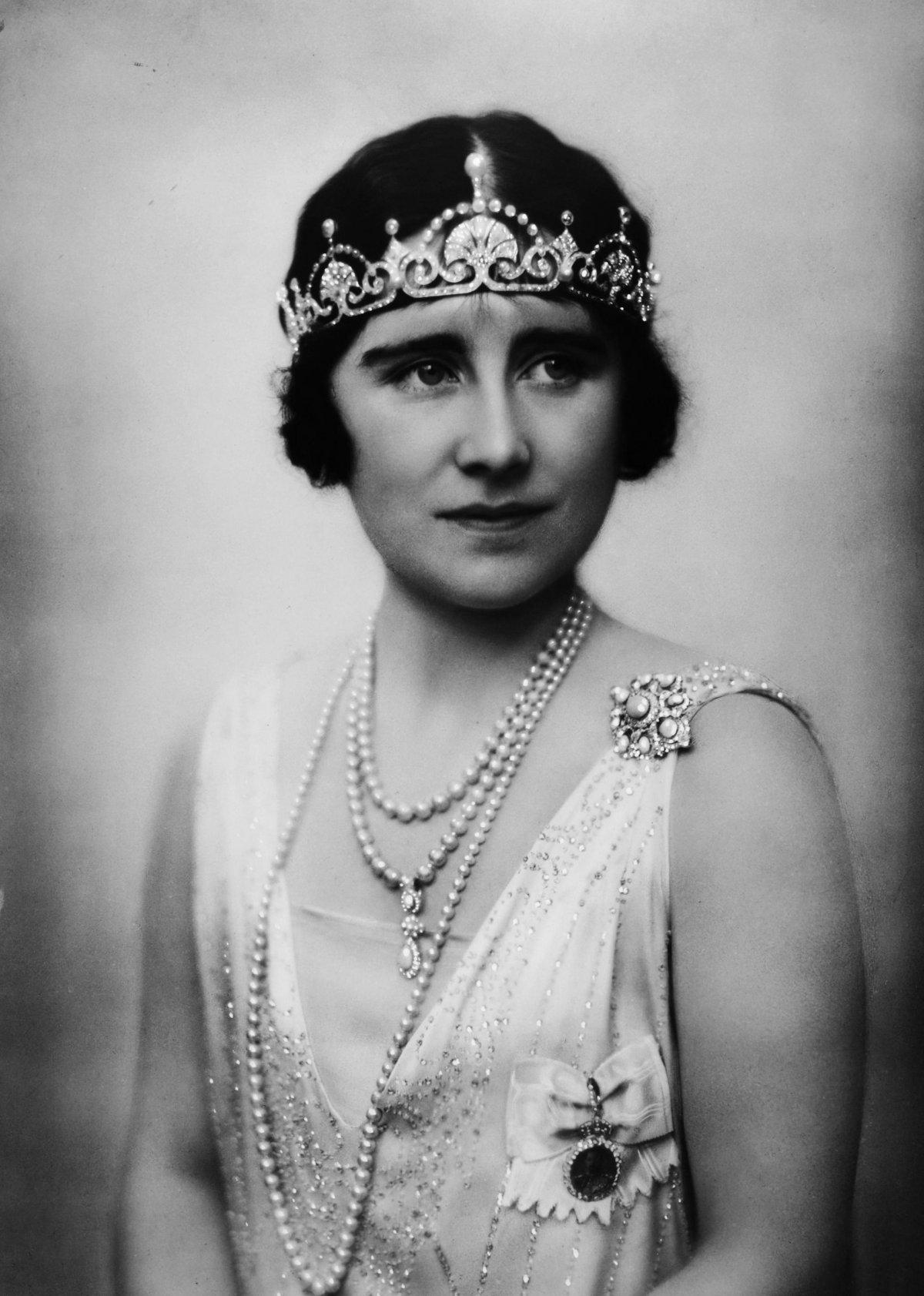 The Duchess of York, 1925