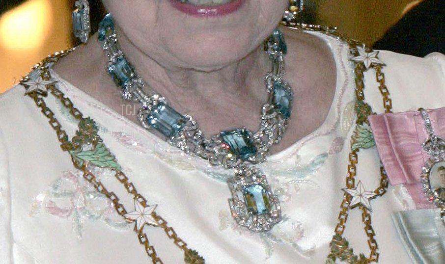 The Brazilian Aquamarine Necklace