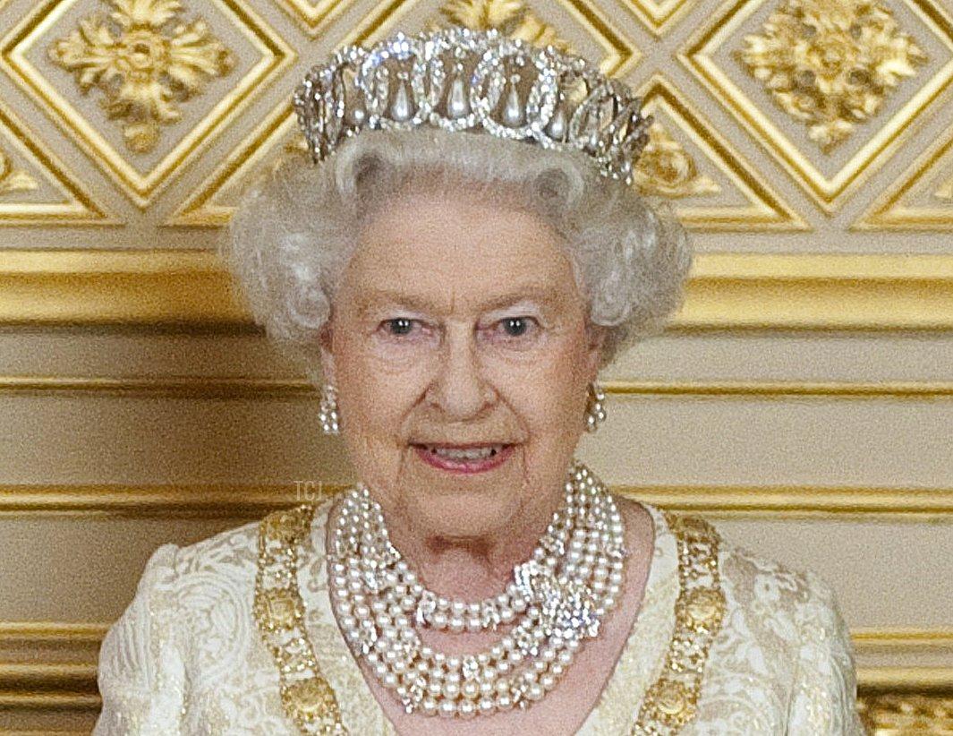 The Qatari Pearl Necklace