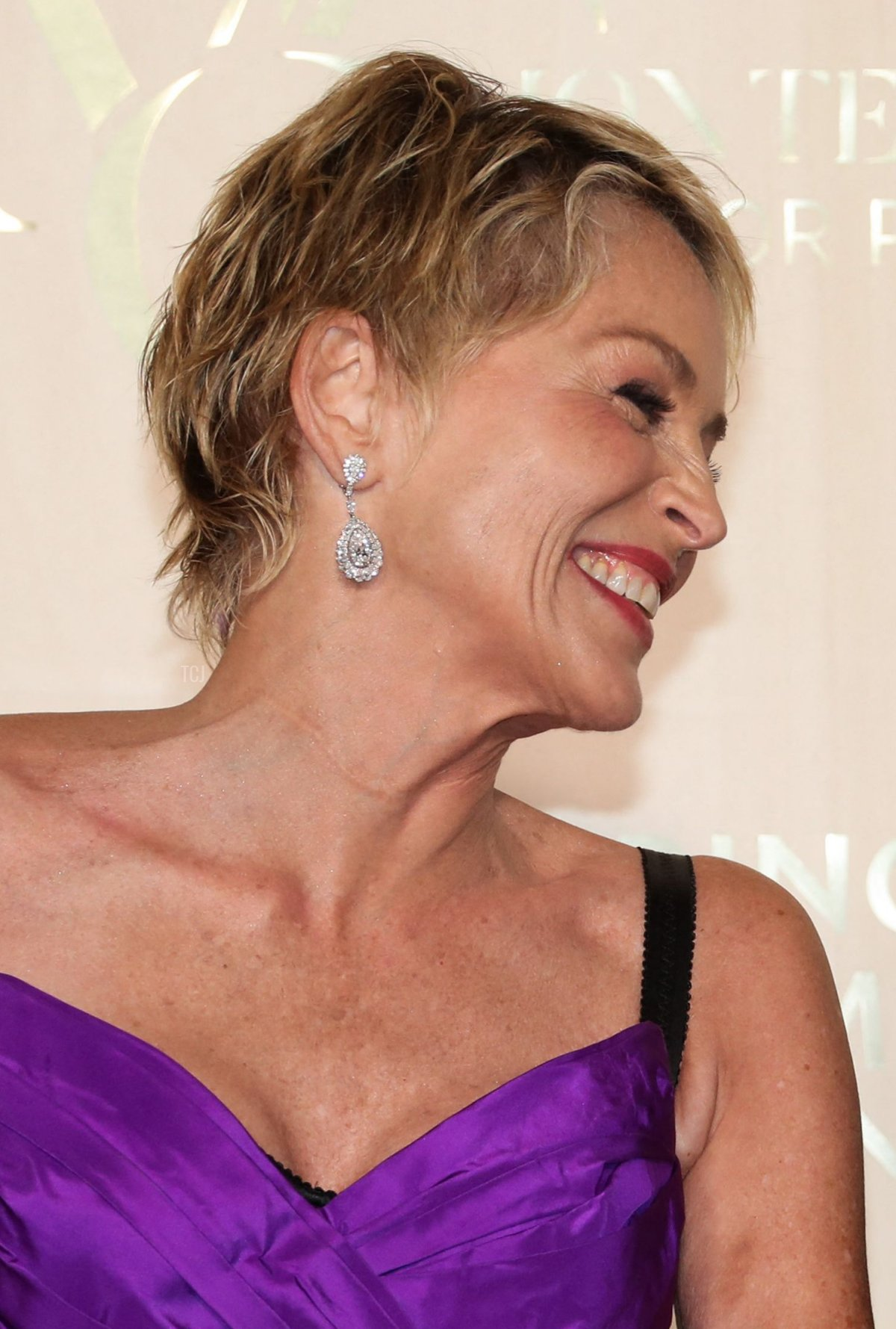 Sharon Stone attends the 5th Monte-Carlo Gala For Planetary Health on September 23, 2021 in Monte-Carlo, Monaco