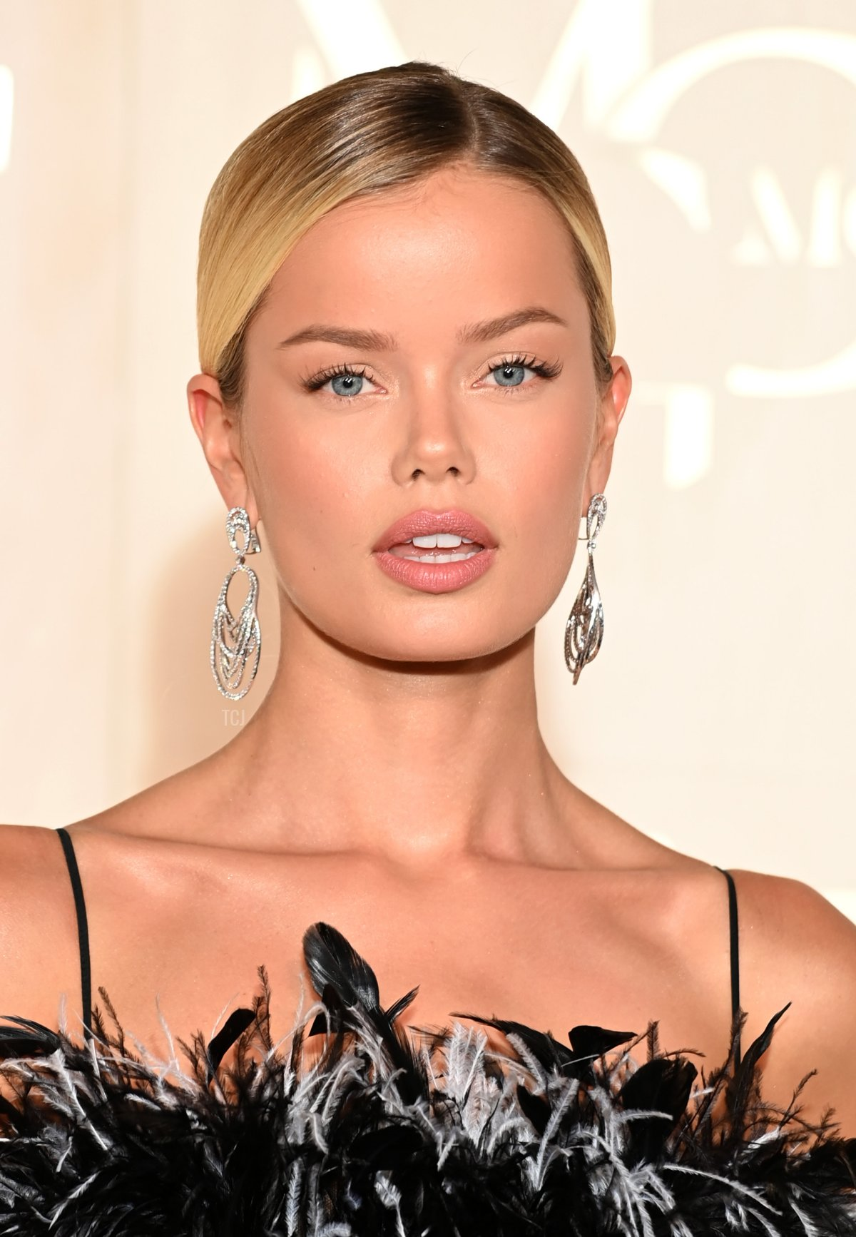 Frida Aasen attends the 5th Monte-Carlo Gala For Planetary Health on September 23, 2021 in Monte-Carlo, Monaco