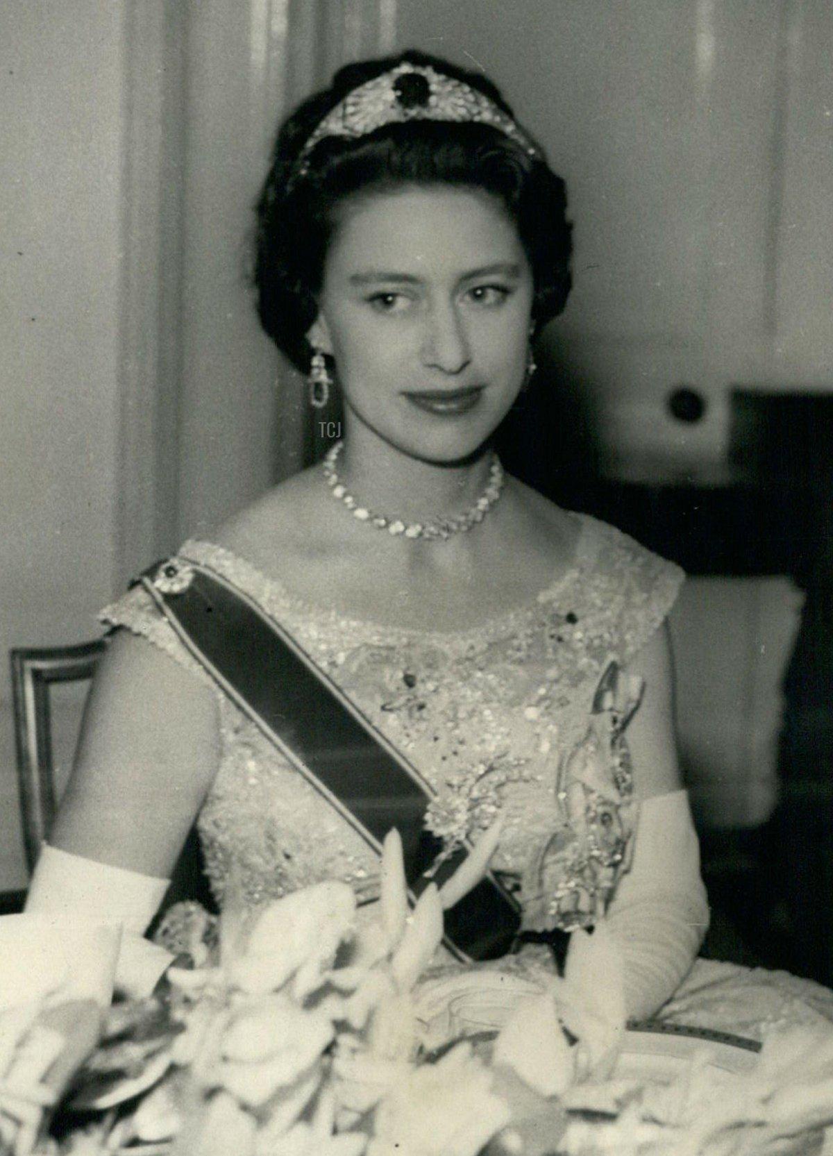 Apr. 04, 1958 - Princess Margret's West Indies Tour
